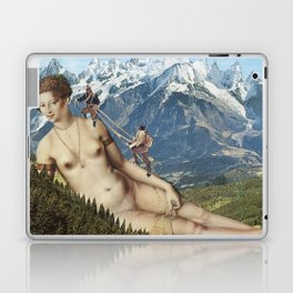 Climb of Mount Venus Laptop & iPad Skin