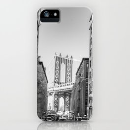 Exploring Brooklyn iPhone Case