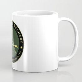 Instinctive Archery - Official Patch Tshirt - July 2017 Coffee Mug