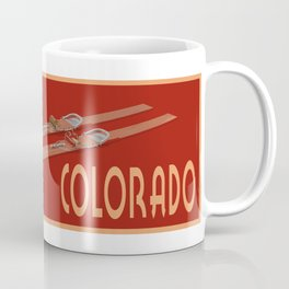 Ski Aspen Colorado Coffee Mug