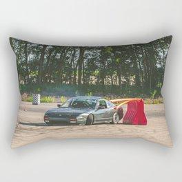 Bumper Kiss Rectangular Pillow
