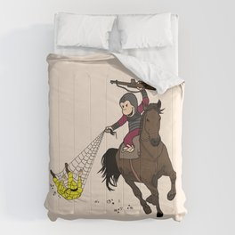 Curious George/Planet of the Apes Comforters