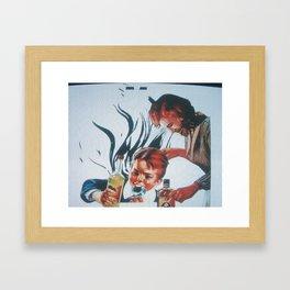 u3000-1 Framed Art Print
