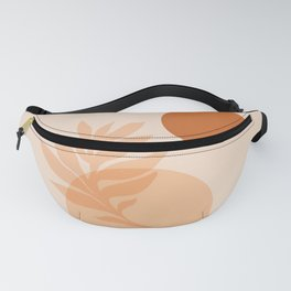 Abstraction_SUN_NATURE_Minimalism_001 Fanny Pack