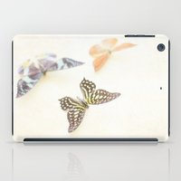 butterflies iPad Cases featuring Butterflies  by Pure Nature Photos