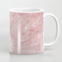 Blush Pink Marble Coffee Mug