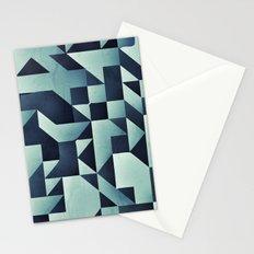 :: geometric maze V :: Stationery Cards