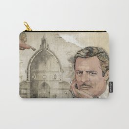 Marcello and Sophia Carry-All Pouch