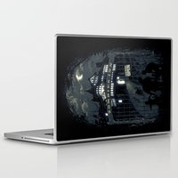 zombies Laptop & iPad Skins featuring Zombies Inn by nicebleed