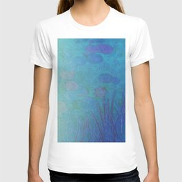 Water Lily Pond T-shirt