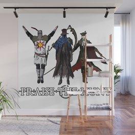 Praise the Hunt Wall Mural