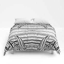 Cathedral Pants II Comforters