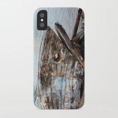 Fish Boat Slim Case iPhone X