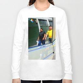 Lemon Ice Service Long Sleeve T-shirt