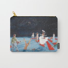 Spontaneous gallantry Carry-All Pouch