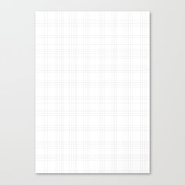 Grid Wrap Canvas Print