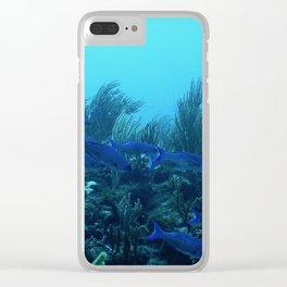L'Aquarium Clear iPhone Case
