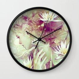 Pond Wall Clock