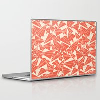 aviation Laptop & iPad Skins featuring School Yard Aviation Solid by Dianne Delahunty