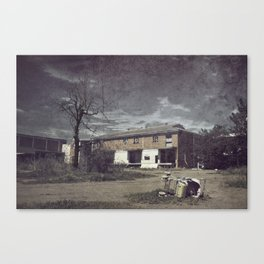 Dead & Gone Canvas Print