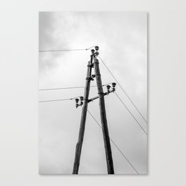 Limited offer: THE A Canvas Print