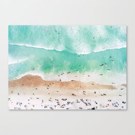 Beach Mood Canvas Print