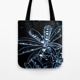 Raindrops XVII Tote Bag