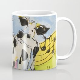 Barnyard Bump Coffee Mug