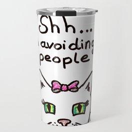 Shh... Travel Mug