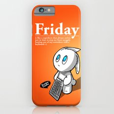 Thank you Friday! Slim Case iPhone 6s