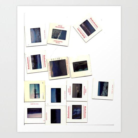 Kodachrome Art Print