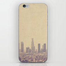 Southland. Los Angeles skyline photograph iPhone & iPod Skin