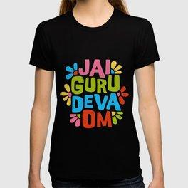 Jai Guru Deva Om T-shirt