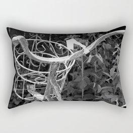Silent Memories Rectangular Pillow