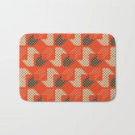 Clover&Nessie Apple/Choco Bath Mat