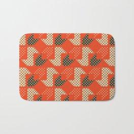 Clover&Nessie Apple/Choco Bath Mat