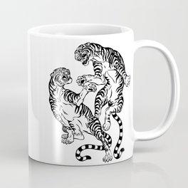 Bengals Fighting Coffee Mug