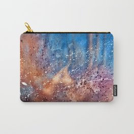 Acrylic Dream Trail Carry-All Pouch