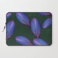 Tillandsia in emerald green Laptop Sleeve