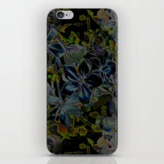 Plumbago Dance iPhone & iPod Skin