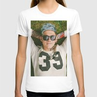 niall horan T-shirts featuring Niall Horan Punk Edit by Vinny's Edits