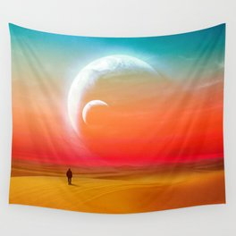 Crossing Wall Tapestry