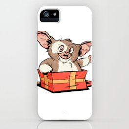 Gizmo Gift iPhone Case