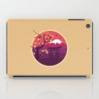 japan iPad Cases featuring Japan by Marko Stupic