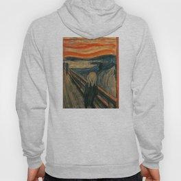 The Scream - Edvard Munch Hoody