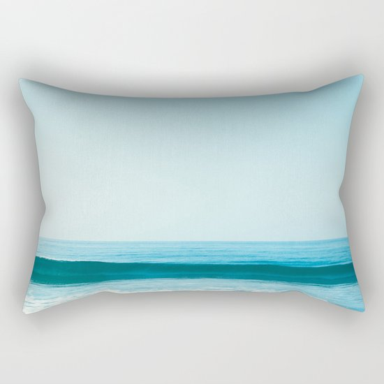 Little Waves Rectangular Pillow