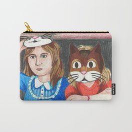 Creepy Girls Are Creepy Carry-All Pouch