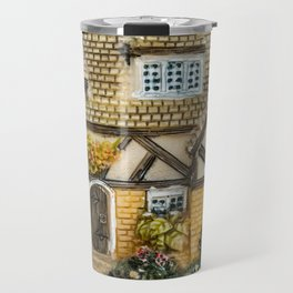 Our House in the Middle of our Street Travel Mug