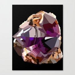 Gem Cluster 1 Canvas Print