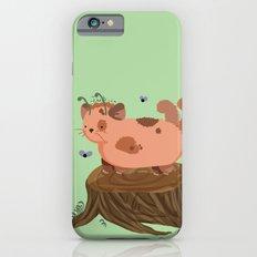Stump Cat Slim Case iPhone 6s